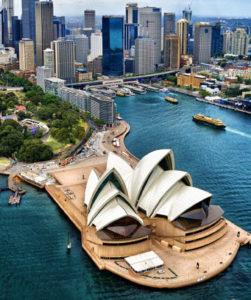 Групповой Тур в Австралию