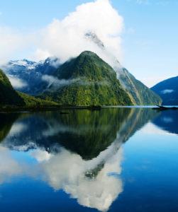 Групповой тур в Новую Зеландию