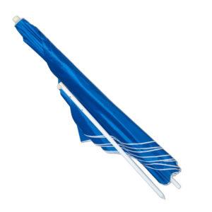 квадратный пляжный зонт